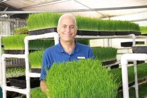 Sprout-savvy: Hippocrates' Brian Hetrich, ND